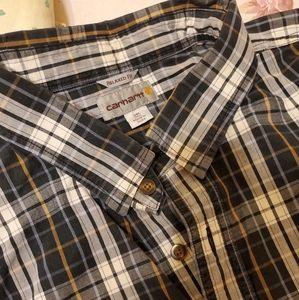 Carhartt short sleeved shirt, 3xl